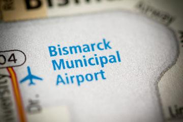 bismarck municipal airport